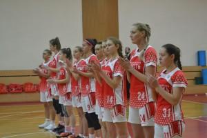 Баскетболистки пензенской «Юности» побеждают новосибирское «Динамо-2»