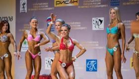 Пензенские атлеты стали триумфаторами открытого Кубка городов России по фитнесу и бодибилдингу
