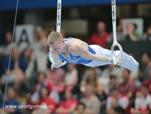Денис Аблязин прошел квалификацию на Чемпионате Европы по спортивной гимнастике