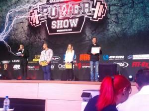 Пензенская компания приняла участие в международном фестивале спорта SiberianPowerShow-2017