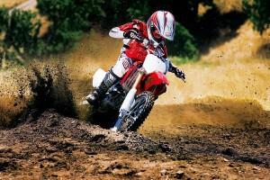 гонки, мотокросс