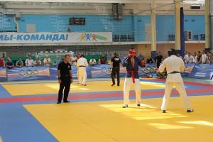 Чемпионат и первенство Пензенской области по рукопашному бою
