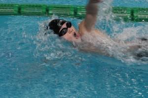 Контрольные соревнования «Переводные экзамены для учащихся отделения адаптивного спорта (плавание)